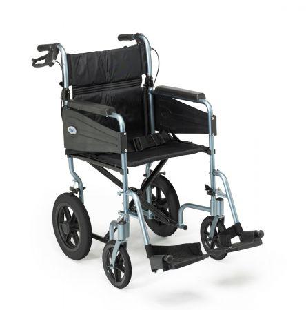 Days Escape Lite Transit Wheelchair with Attendant Brake