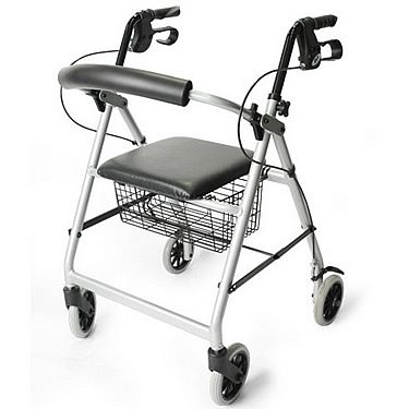 Days value rollator with basket