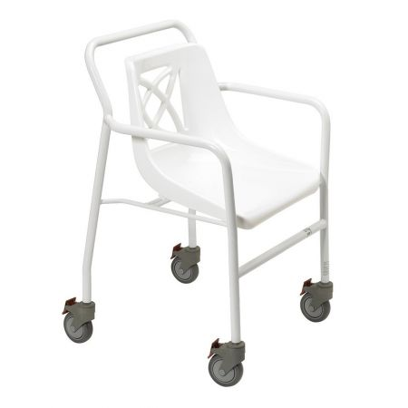 Days Portable Wheeled Shower Chair