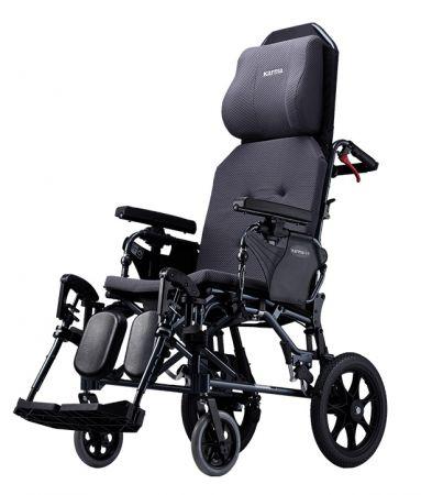 Karma MVP 502 Reclining Wheelchair with V Shaped Seat