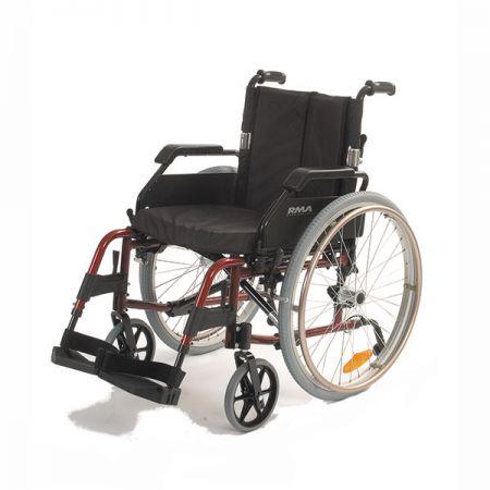 Roma Medical 1500R Lightweight Self Propelled Wheelchair