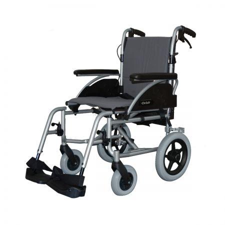 Roma Medical Orbit Lightweight Car Transit Wheelchair