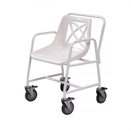 Roma Medical Wheeled Shower Chair