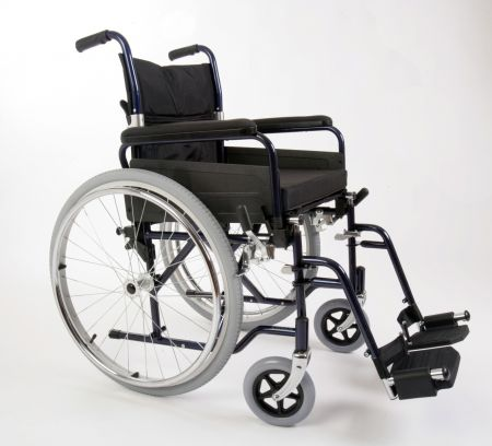 U-Go Esteem Self Propelled Folding Steel Wheelchair