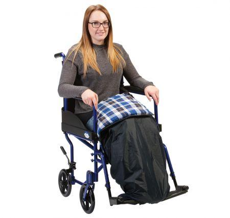 Padded Wheelchair Leg Cosy