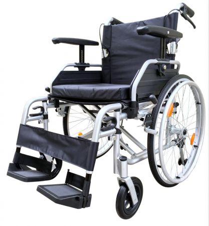 Z-Tec T LINE Aluminium Self Propelled Wheelchair