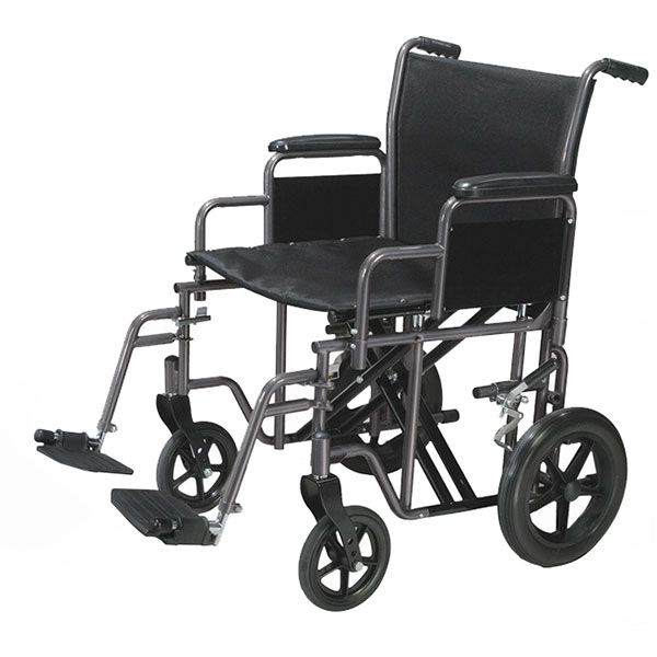 Enigma Heavy Duty Bariatric Transit Wheelchair