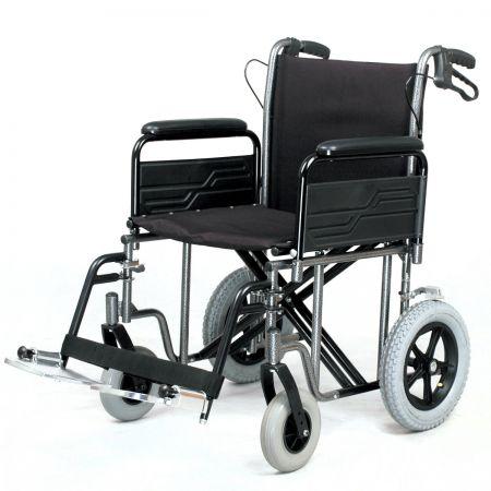 Roma Medical 1485X HD Bariatric Transit Wheelchair