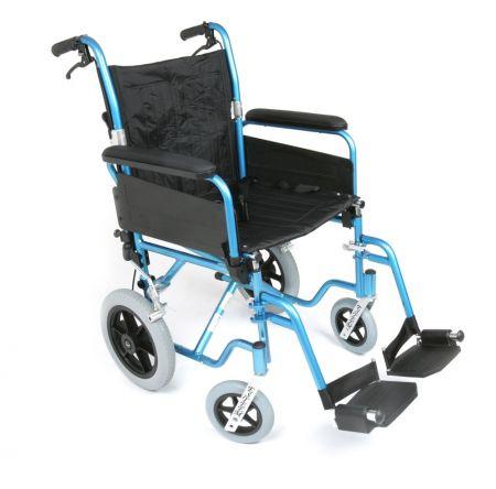 U-Go Esteem Alloy Transit Wheelchair With Brakes