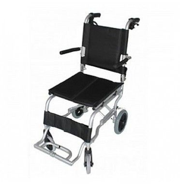 ZT 600-650 Folding Aluminium Travel Wheelchair