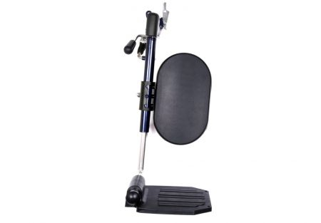 Alloy Elevated Right Leg Rest for U-Go Esteem Wheelchairs