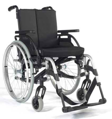 Sunrise Medical Rubix2 Self Propelled Wheelchair