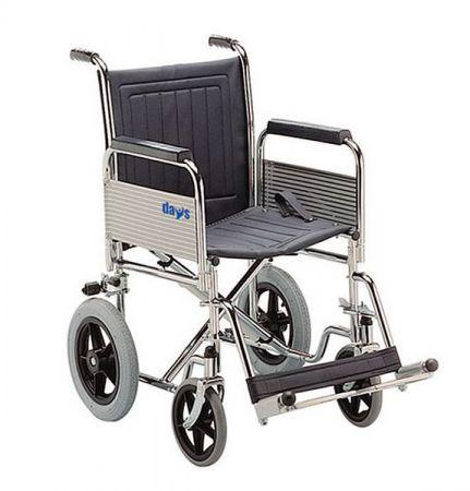 Days Healthcare Transit Steel Wheelchair
