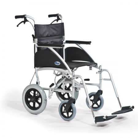 Days Swift Aluminium Folding Transit Wheelchair