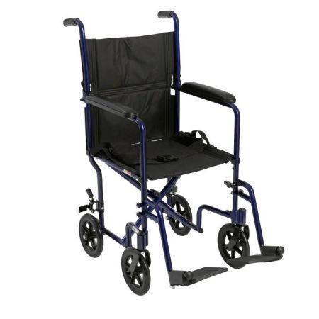 Drive Medical Aluminium Travel Wheelchair