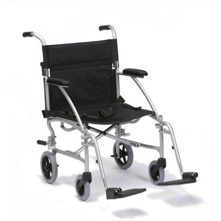 Lightweight Drive Medical Aluminium Travelling Wheelchair