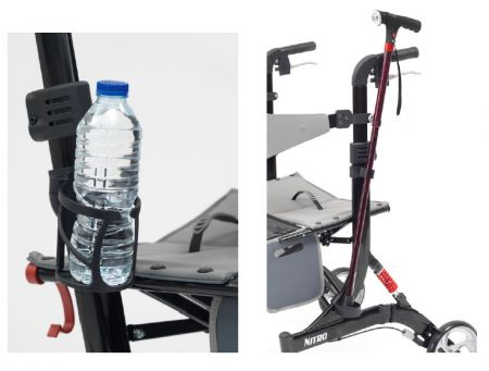 Drive Medical Nitro Rollator Accessory Pack