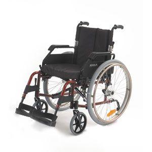 RMA Lightweight Self Propelled Folding Wheelchair