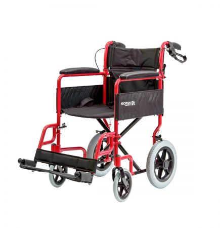 Roma 1235 Super Lightweight Car Transit Wheelchair