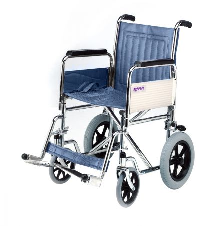 Roma Medical 1430 Steel Transit Wheelchair