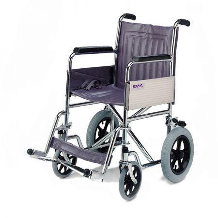 Roma Medical 1230 Steel Transit Wheelchair