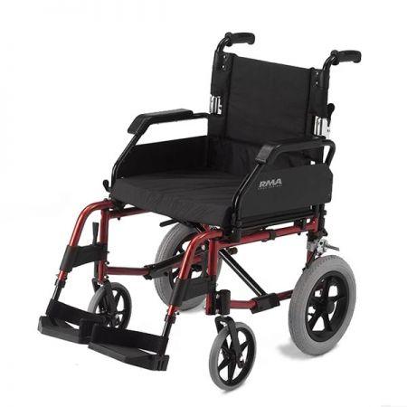Roma Medical 1530 Lightweight Transit Wheelchair