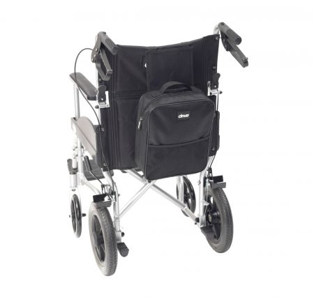 Compact wheelchair bag