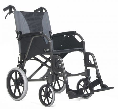 Sunrise Medical Breezy Moonlite Transit Wheelchair