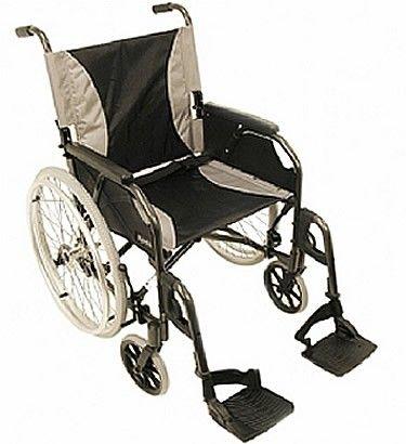 Sunrise Medical Breezy Moonlite Self Propelled Wheelchair