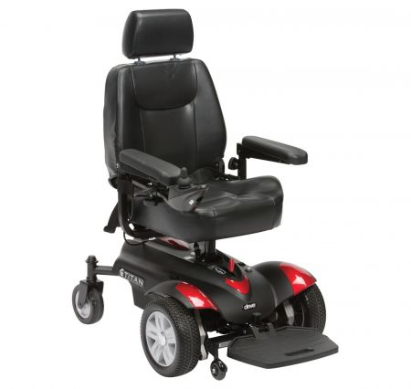 Drive Medical Titan Powerchair