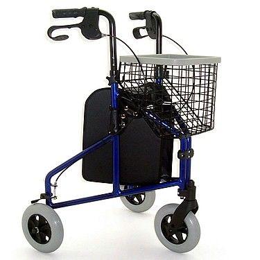 ZT Lite Aluminium Tri Walker