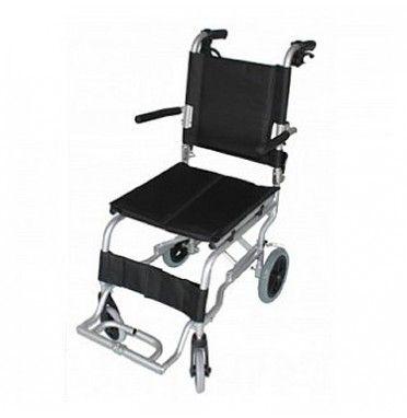 ZT 600-650 Folding Aluminium Travel Wheelchair