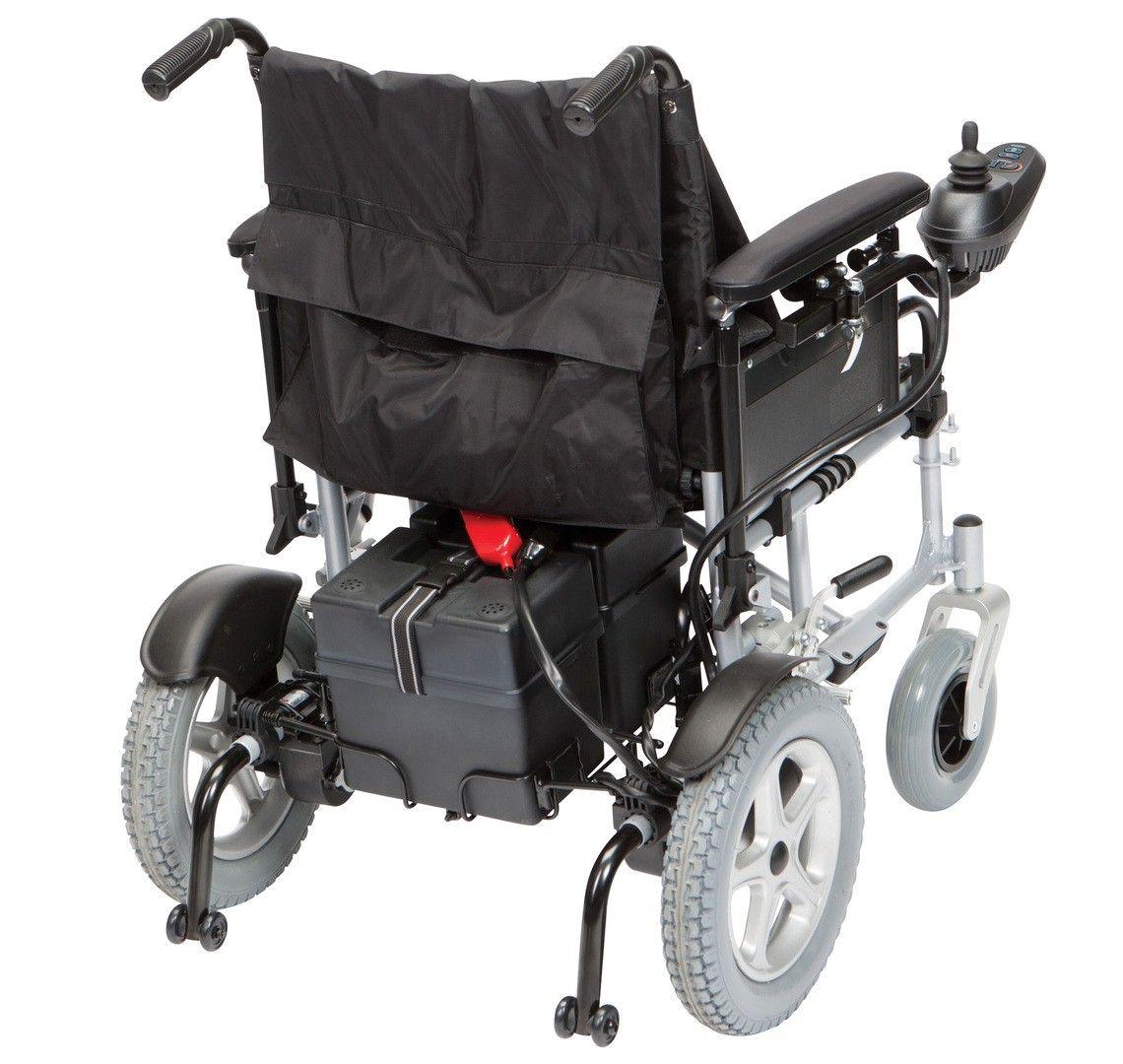 Cirrus Folding Powerchair