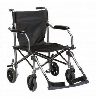 Drive Medical TraveLite Aluminium Transport Chair