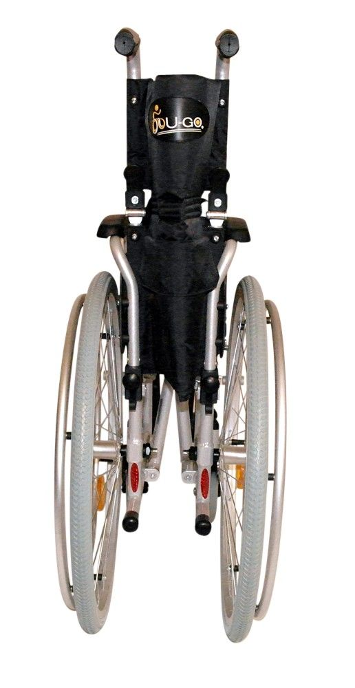 Esteem Eclipse Ultra Lightweight manual Wheelchair Folded View