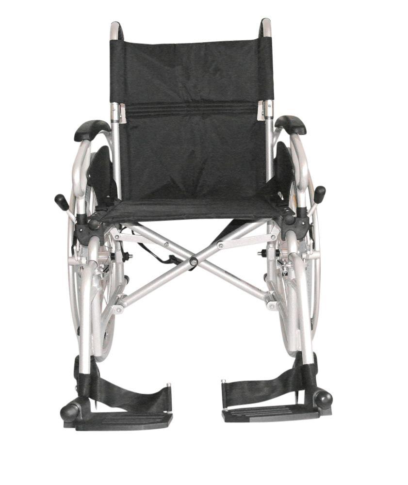 Esteem Eclipse Aluminium Self Propelled Wheelchair Front View