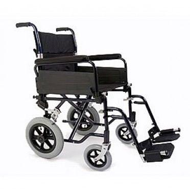U-Go Esteem Steel Transit Wheelchair Side View