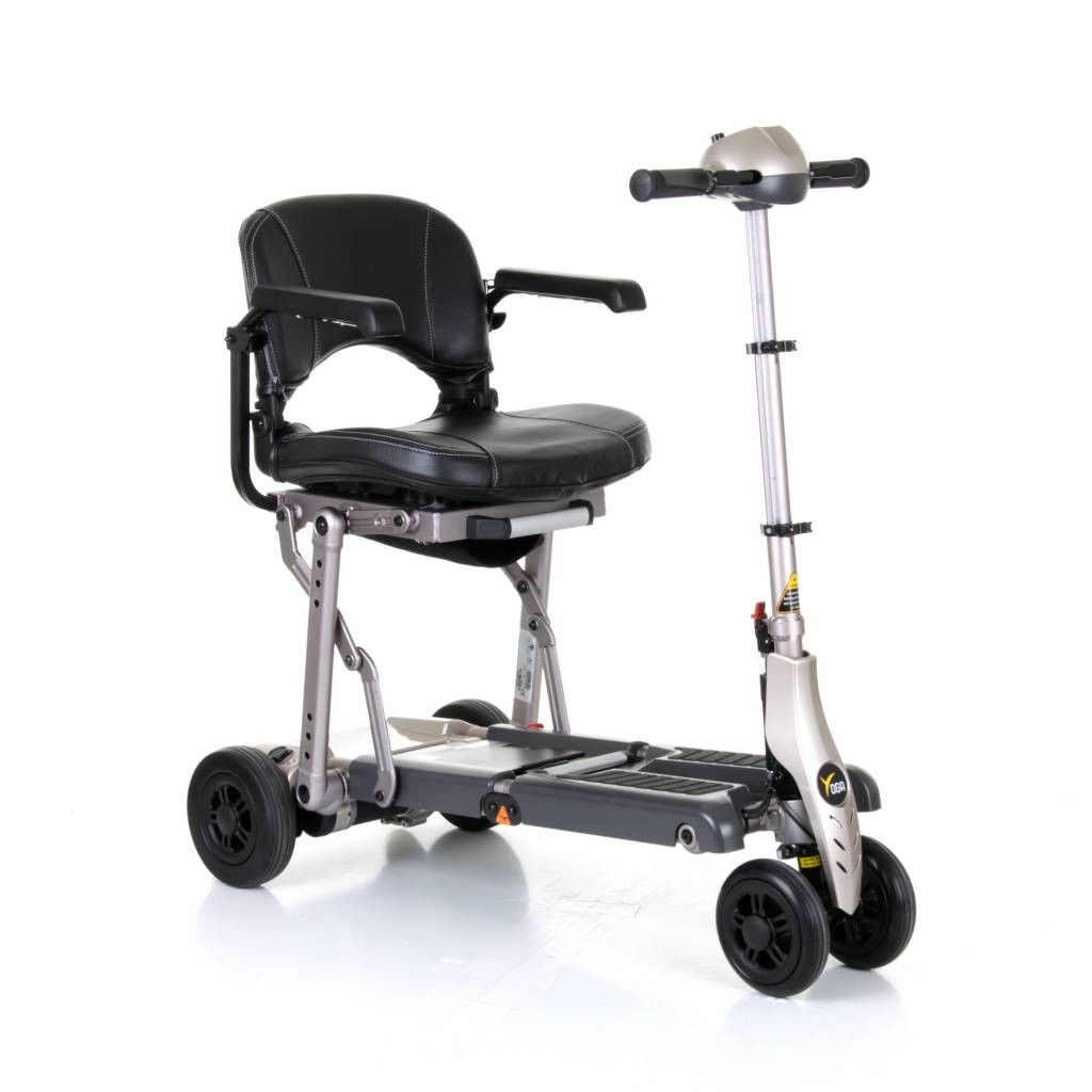 Van Os Excel Yoga Mobility Scooter