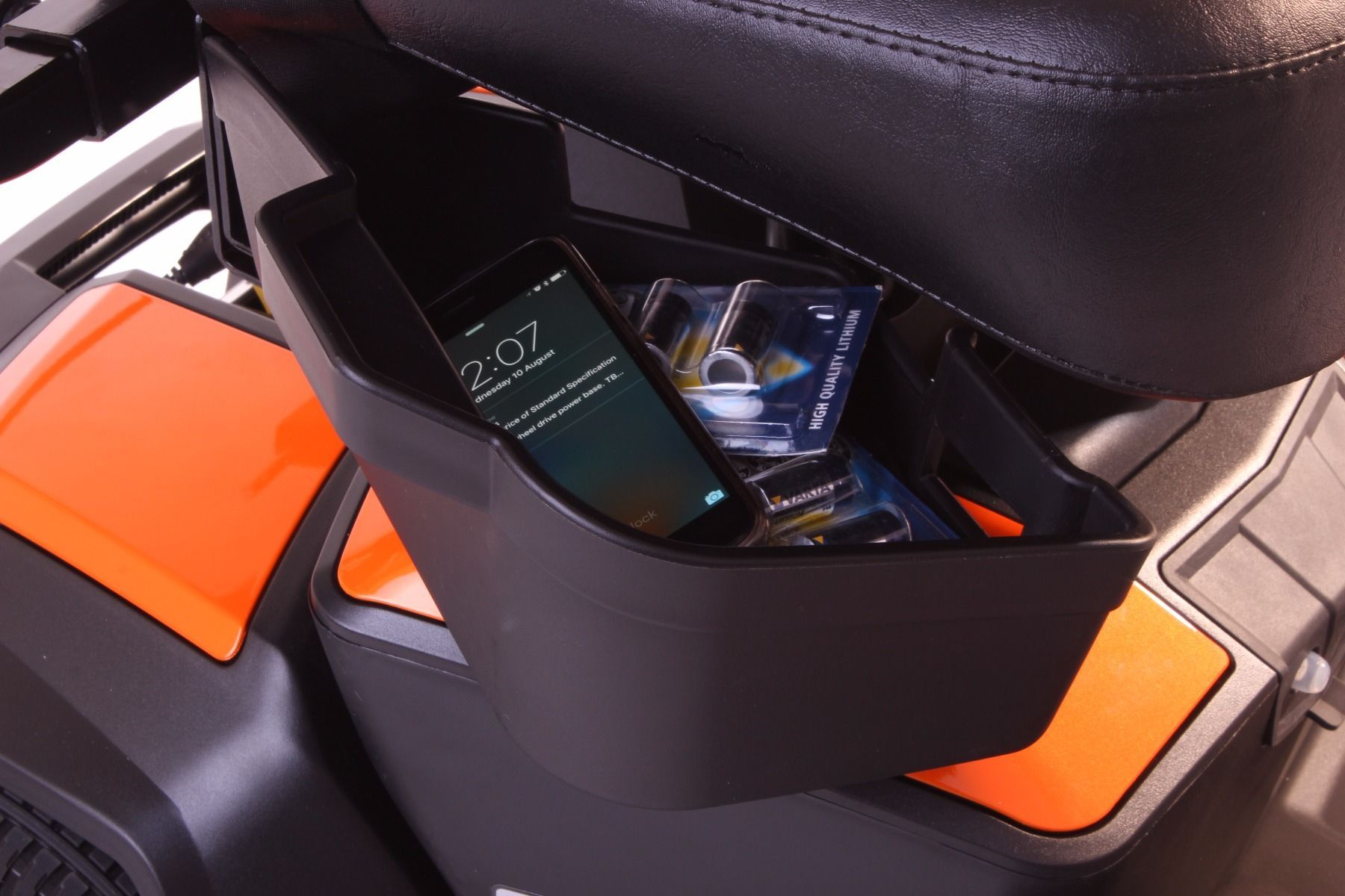 Pride Mobility Go-Chair storage caddy for small items