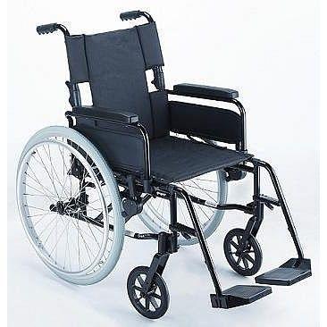 Remploy 8TRLJ Childrens Wheelchair Side View