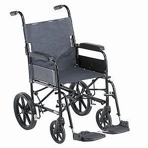 Remploy 9TRLJ paediatric chidrens wheelchair shown from the side view