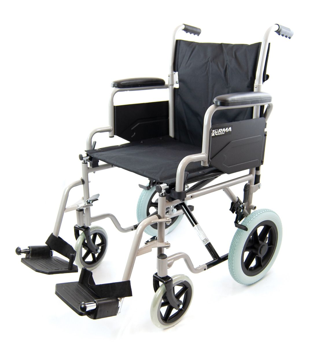 Roma RM1150 Transit Wheelchair Side View