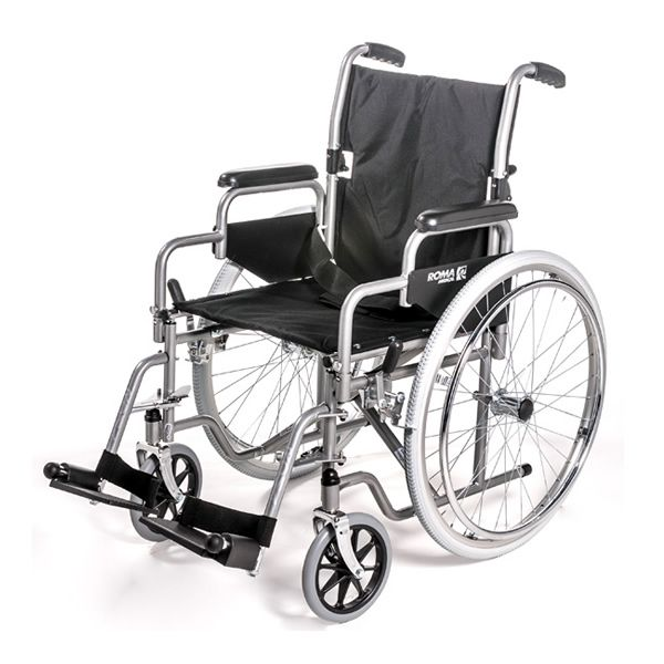 Roma Medical 1000 Standard Self Propelled Wheelchair