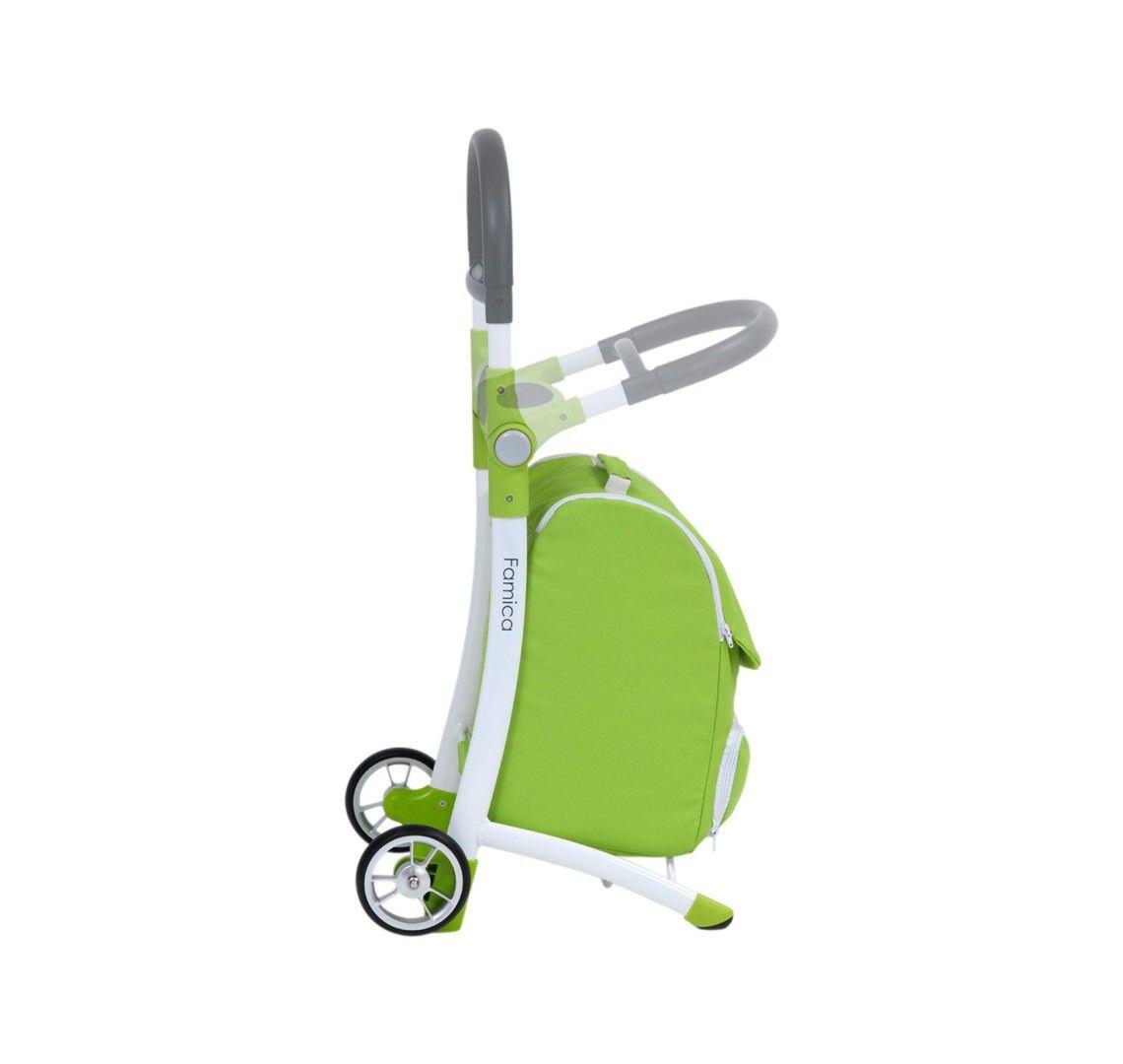 Shop N Sit Shopping Trolley seat