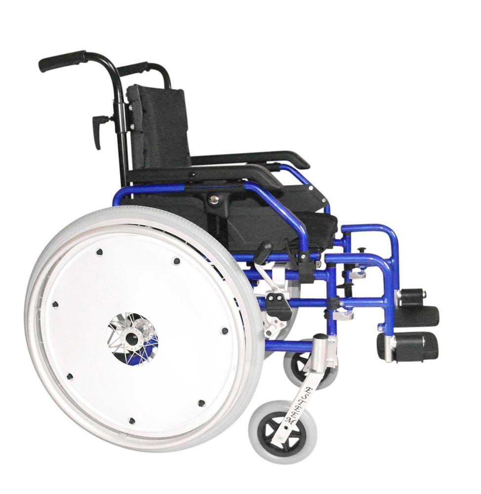 UGO Sprite Childrens Wheelchair Side View