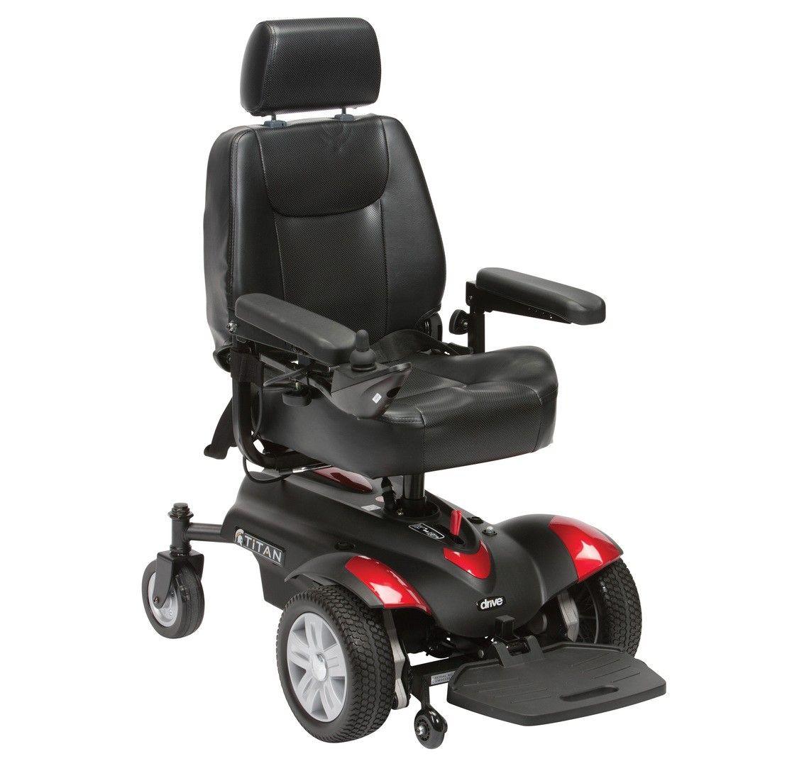 Drive Medical Titan Powerchair Electric Wheelchair