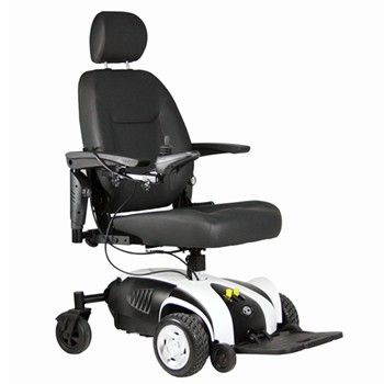 Travelux Venture Powerchair with captains chair