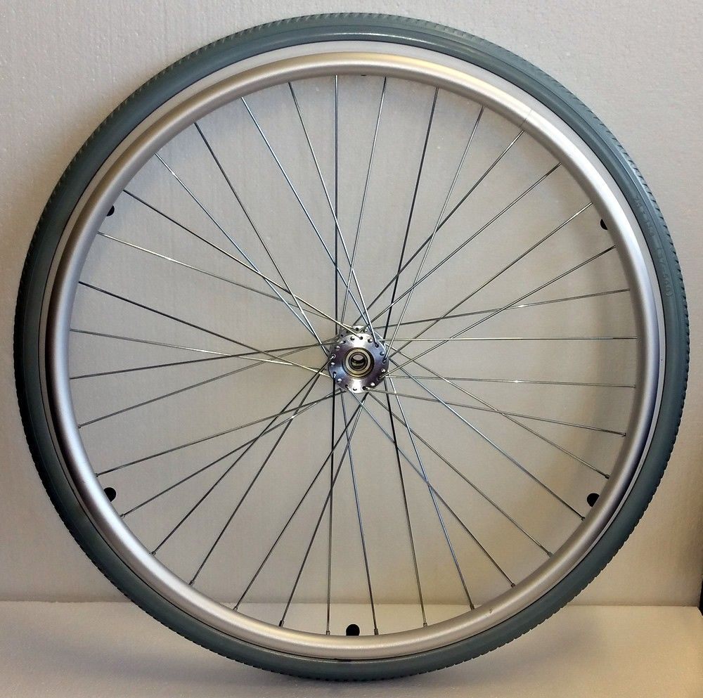 Replacement wheelchair wheel & tyre
