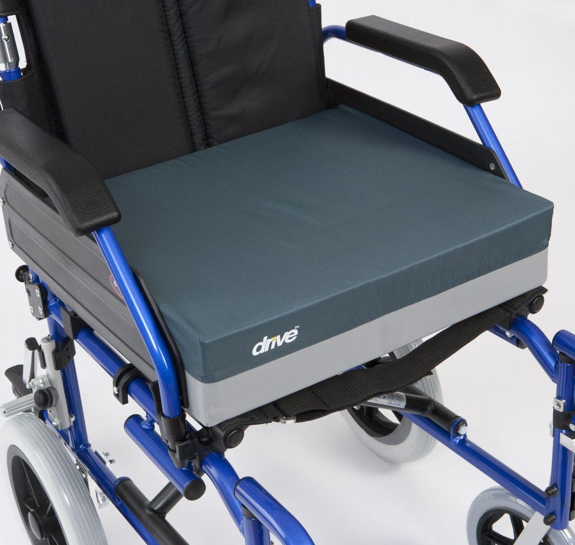 Thick Drive Medical wheelchair Gel Seat Cushion