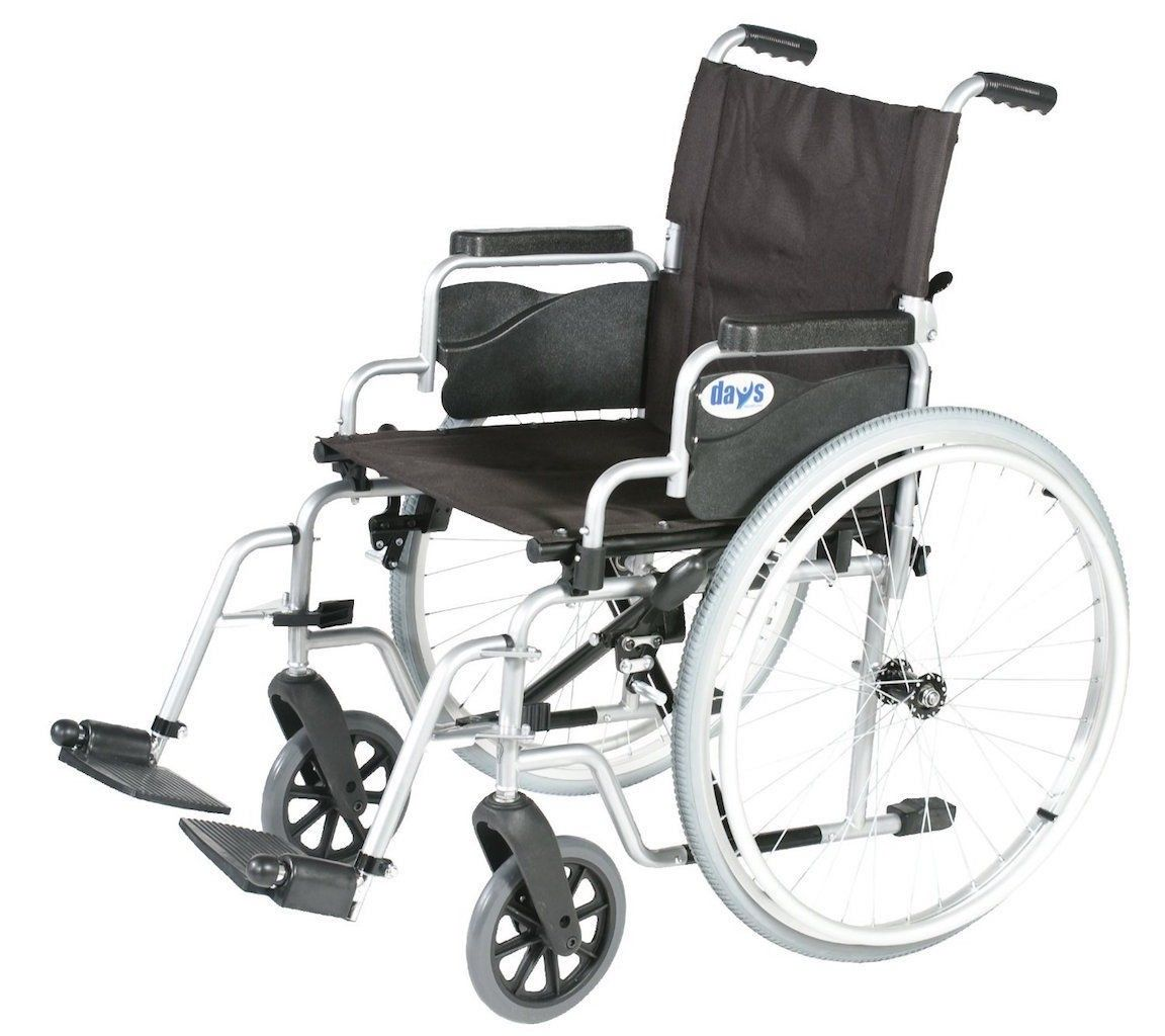 Days Healthcare Whirl Self Propelled Wheelchair Side View